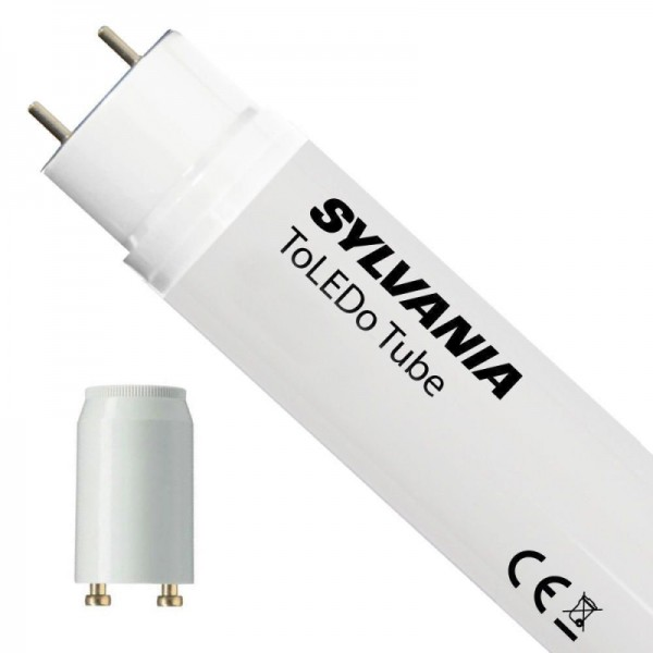 LED žarnica TUBE V5 10W 1000lm 600mm ToLEDo T8 6500K A+ 40Kh Retail